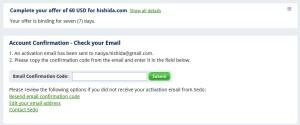 メール承認